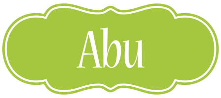 Abu family logo