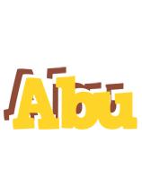 Abu hotcup logo