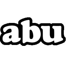 Abu panda logo