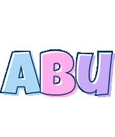 Abu pastel logo