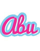 Abu popstar logo