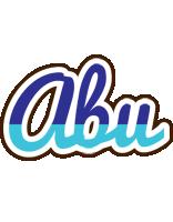Abu raining logo