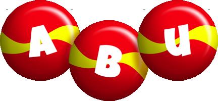 Abu spain logo