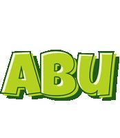 Abu summer logo