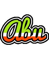 Abu superfun logo