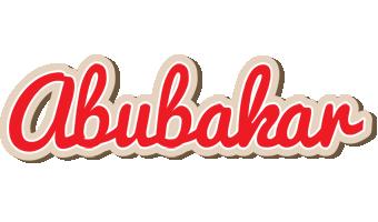 Abubakar chocolate logo