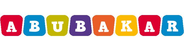 Abubakar daycare logo