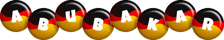 Abubakar german logo
