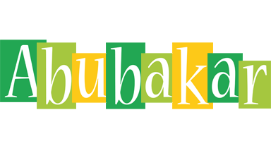 Abubakar lemonade logo