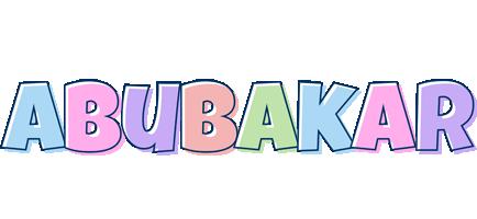 Abubakar pastel logo