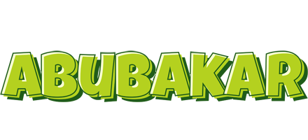 Abubakar summer logo