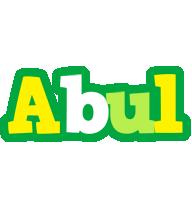 Abul soccer logo