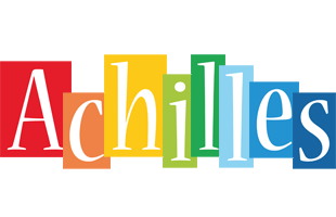 Achilles colors logo