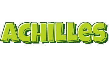Achilles summer logo