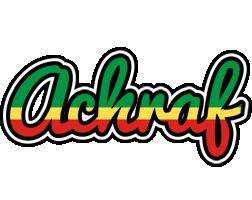 Achraf african logo
