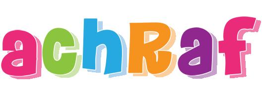 Achraf friday logo