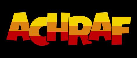 Achraf jungle logo