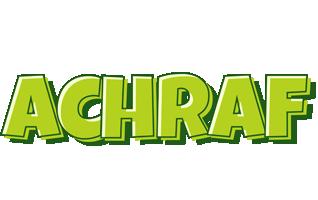 Achraf summer logo