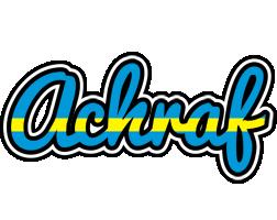 Achraf sweden logo