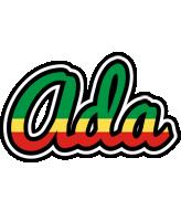 Ada african logo