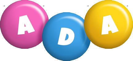 Ada candy logo