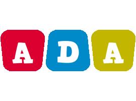 Ada daycare logo