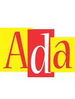 Ada errors logo