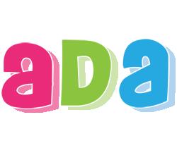 Ada friday logo