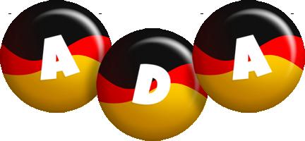 Ada german logo