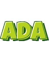 Ada summer logo