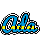 Ada sweden logo