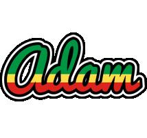 Adam african logo