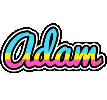 Adam circus logo