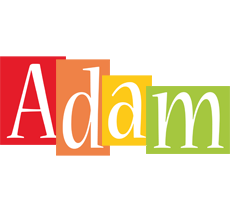 Adam colors logo