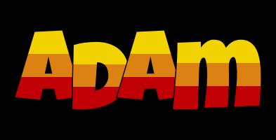 Adam jungle logo