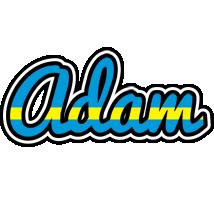 Adam sweden logo