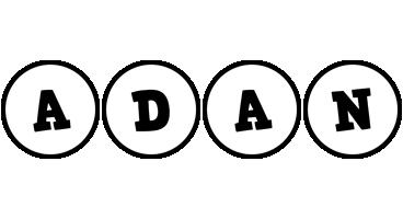 Adan handy logo