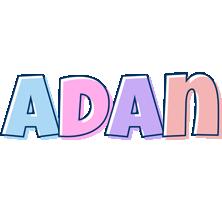 Adan pastel logo