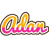 Adan smoothie logo