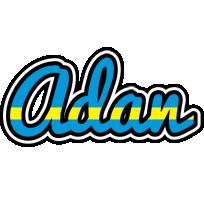 Adan sweden logo