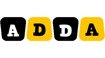 Adda boots logo
