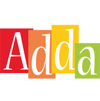 Adda colors logo