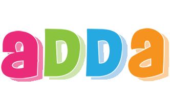 Adda friday logo