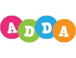 Adda friends logo