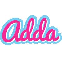 Adda popstar logo