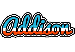 Addison america logo