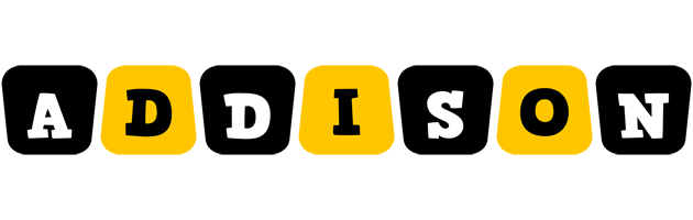 Addison boots logo