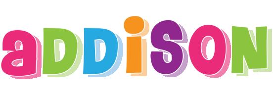 Addison friday logo