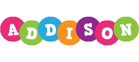 Addison friends logo