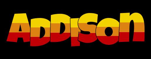 Addison jungle logo